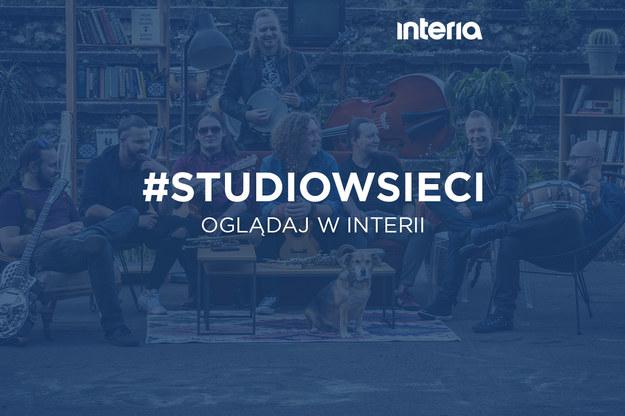 Interia z transmisją koncertów z krakowskiego klubu Studio /Interia.pl /INTERIA.PL