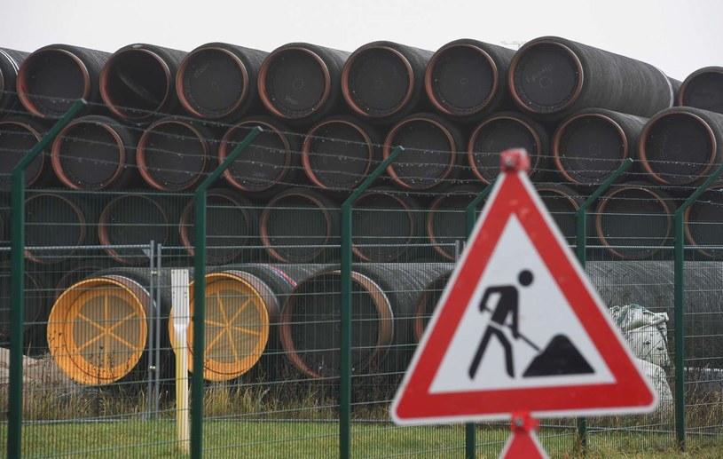 Interkonektor gazowy Polska-Litwa ma powstać do końca 2021 roku. /AFP