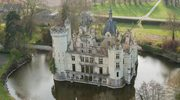 Internauci uratowali od ruiny bajkowy zamek La Mothe-Chandeniers