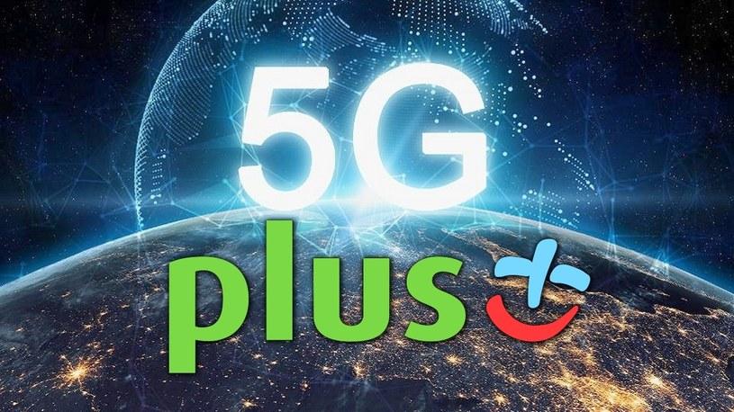 Internet 5G od Plusa jest nawet 9 razy szybszy od LTE, a to dopiero początek /Geekweek