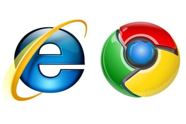 Internet Explorer? Nie! Microsoft zaleca użytkownikom Hotmaila korzystanie z Google Chrome /materiały prasowe