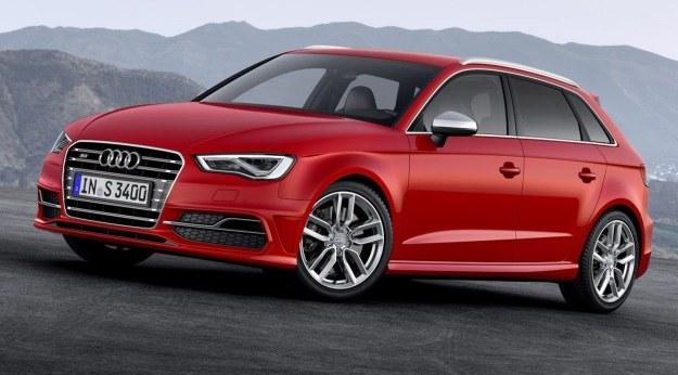 Internet LTE od lipca jest dostępny w modelach Audi S3 Sportback /materiały prasowe