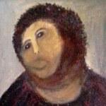 Internet się śmieje. Zniszczyła fresk, teraz sprzedaje prace na eBayu