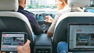 Internet w samochodzie