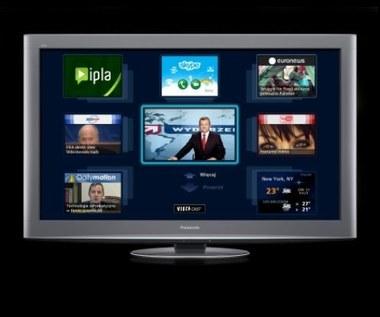 Internetowa TV ipla w Panasonic z VIERA Cast