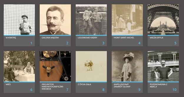 Internetowe zbiory Muzeum Historii Fotografii w Krakowie /www.zbiory.mhf.krakow.pl /Muzeum Historii Fotografii w Krakowie