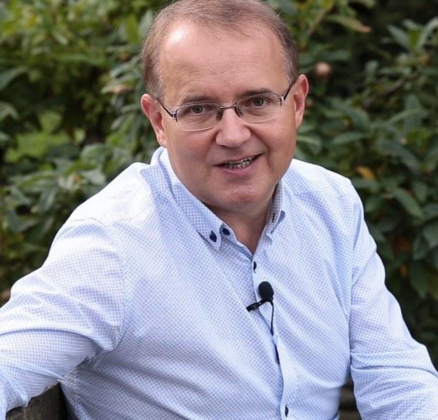 Internista, zielarz dr Krzysztof Błecha będzie odpowiadał na pytania słuchaczy /