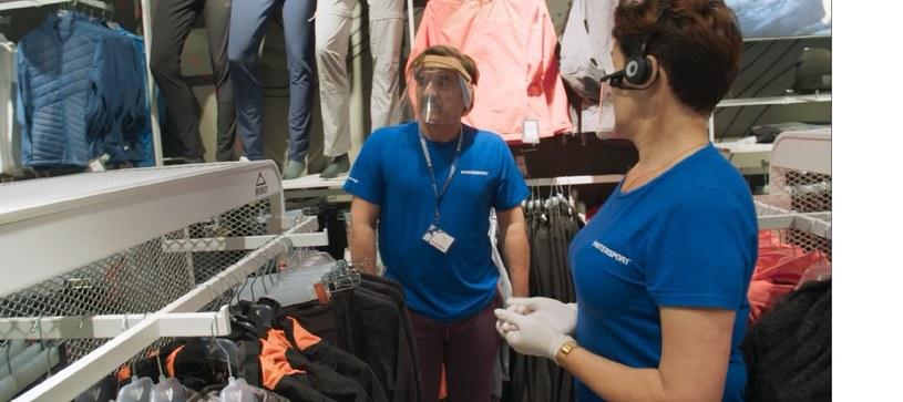 INTERSPORT to sieć specjalistycznych sklepów sportowych z markową odzieżą, obuwiem i sprzętem /Informacja prasowa