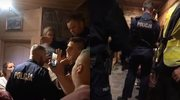 Interwencja policji w domu popularnych YouTuberów. Dwie osoby zatrzymane