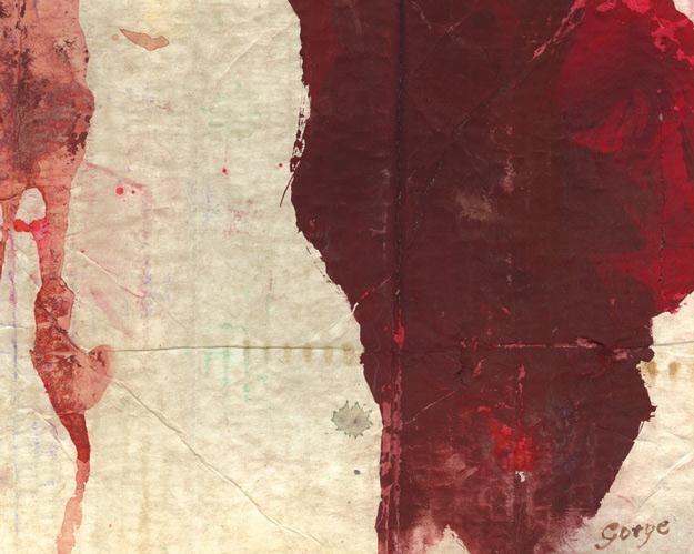 """Intrygująca okładka albumu """"Like Drawing Blood"""" /"""
