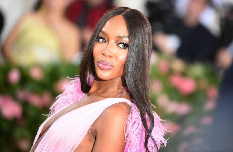 Intrygujące rysy twarzy Naomi zawdzięcza jamajskim oraz chińskim korzeniom / Rex Features /East News /materiały promocyjne