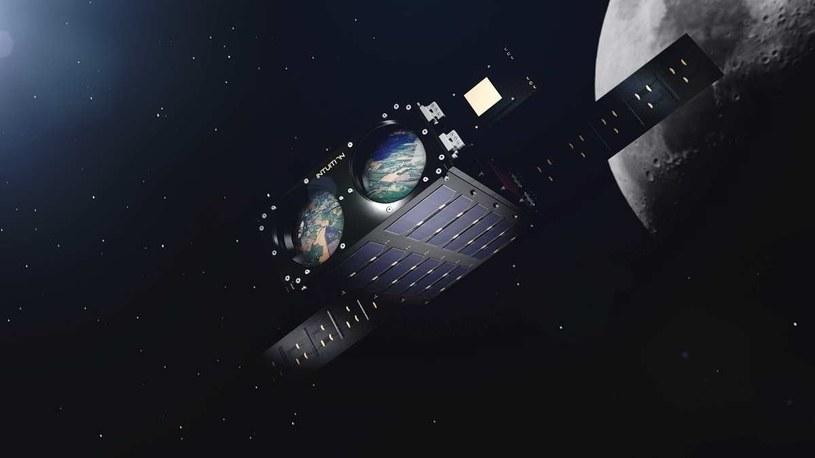 Intuition-1 satelita budowany przez konsorcjum FP Space. ! /Kosmonauta