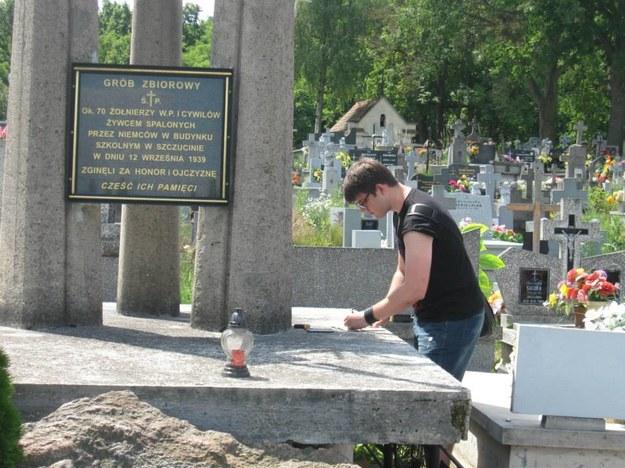 Inwentaryzacja grobów wojennych w Małopolsce /SKNH UP /
