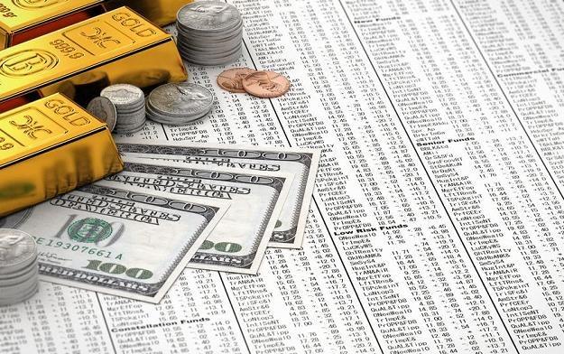 Inwestorzy uciekają od matali szlachetnych /©123RF/PICSEL