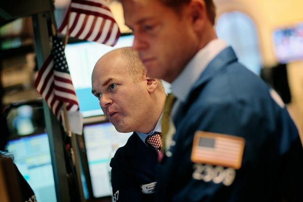 Inwestorzy w USA nie mieli w piątek wesołych min /AFP