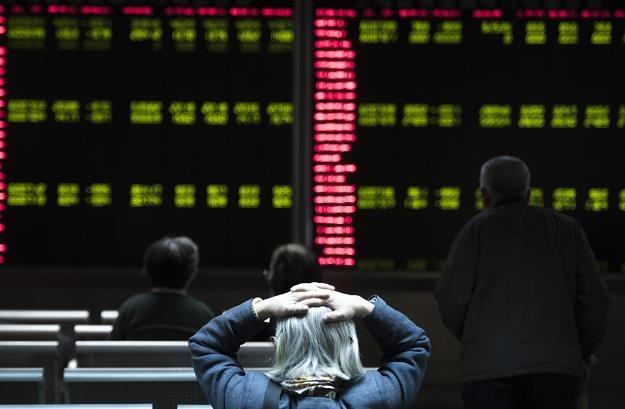 Inwestorzy zaczęli kupować aktywa uważane za bezpieczne /AFP