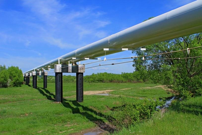 Inwestycja Gaz-Systemu i słowackiego Eustreamu będzie na razie głównym gazowym szlakiem z Polski na południe /123RF/PICSEL