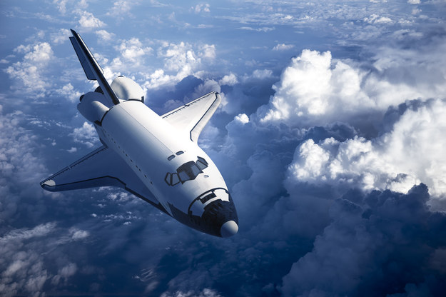 Inwestycja w sektor kosmiczny gwarancją rozwoju gospodarki krajowej /123RF/PICSEL