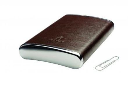 Iomega eGo Leather /materiały prasowe