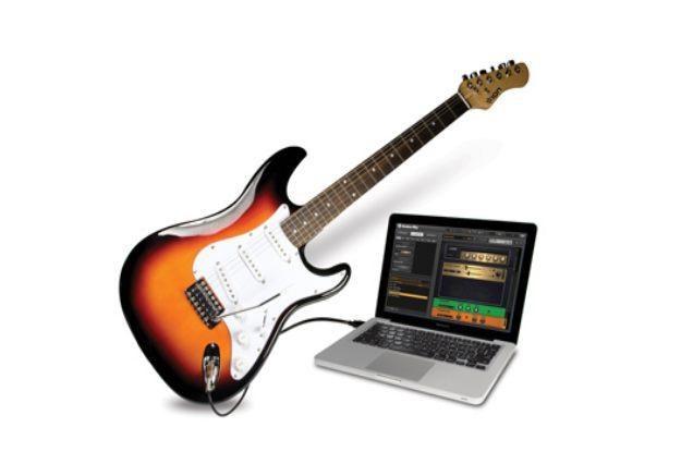 ION Discover Guitar USB, czyli nauka grania na gitarze przy pomocy... gitary i komputera /materiały prasowe