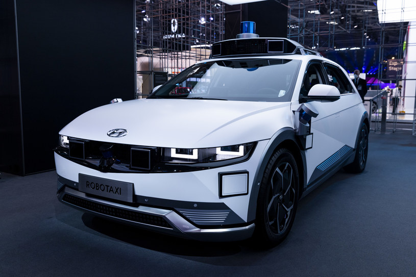 Ioniq 5 Robotaxi /Getty Images