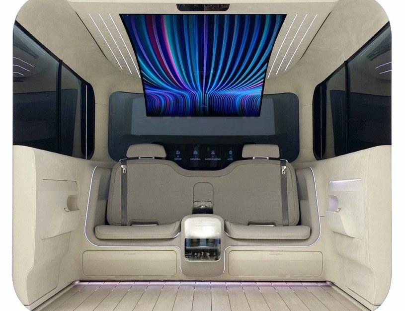 IONIQ Concept Cabin /materiały prasowe