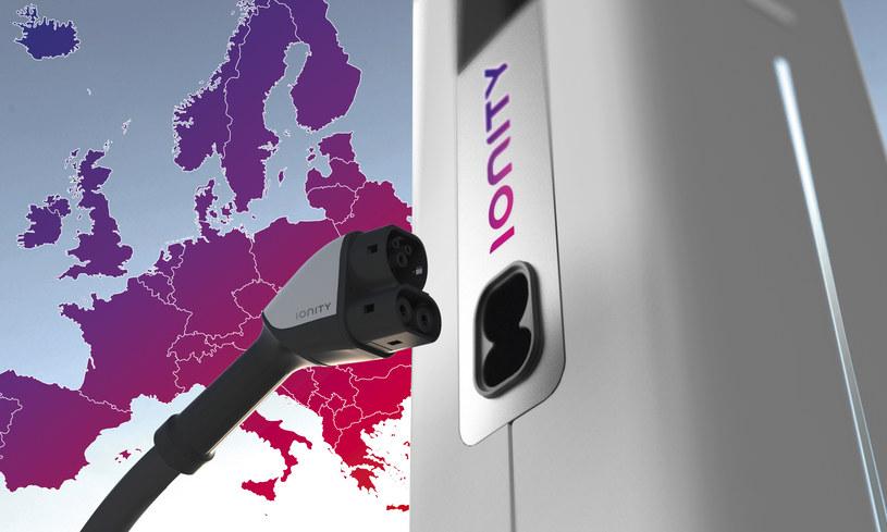 Ionity to spółka powołana przez największe firmy motoryzacyjne /
