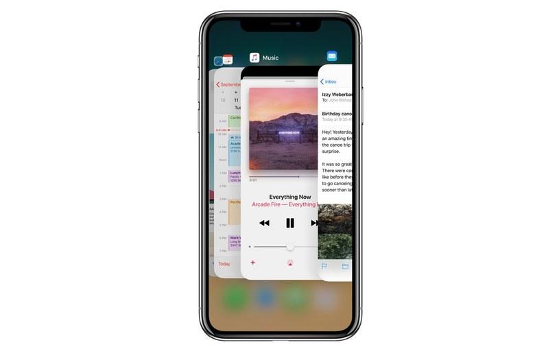 iOS 11 wciąż wymaga poprawek /materiały prasowe
