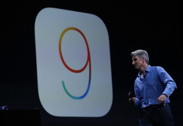 iOS 9 zadebiutuje jesienią /AFP