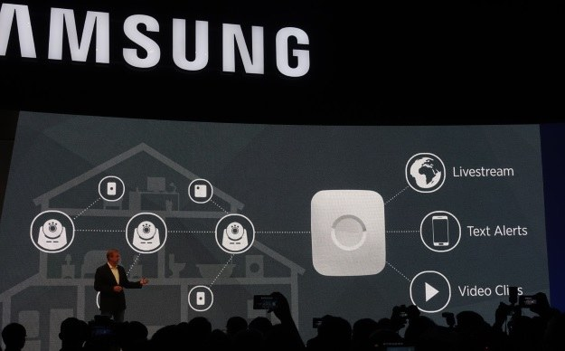 IoT Samsunga /INTERIA.PL