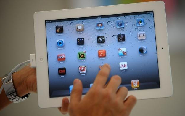 iPad 2 - zdjęcie /AFP