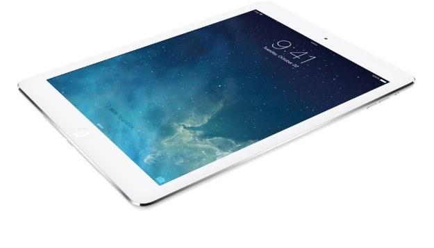 iPad Air /materiały prasowe