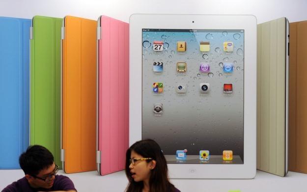 iPad hitem świątecznej sprzedaży? /AFP