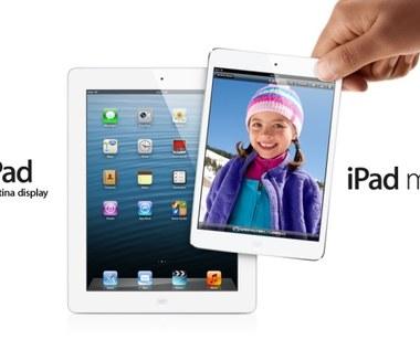 iPad mini 2 z ekranem Retina