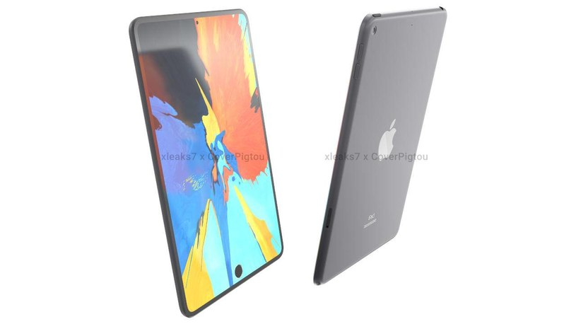 iPad Mini 6 - render / fot. xLeaks /materiał zewnętrzny