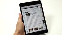 iPad mini – pomniejszony iPad
