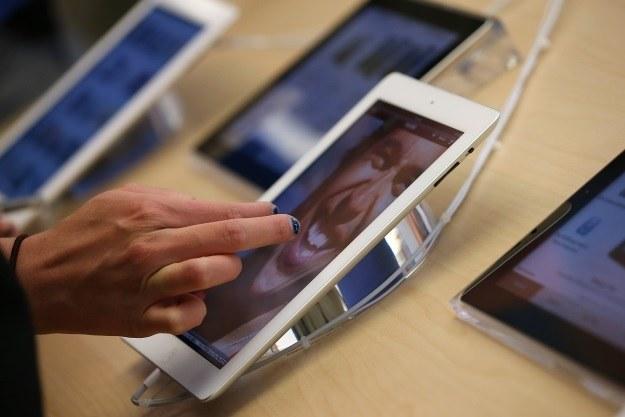 iPad nie ma konkurencji /AFP