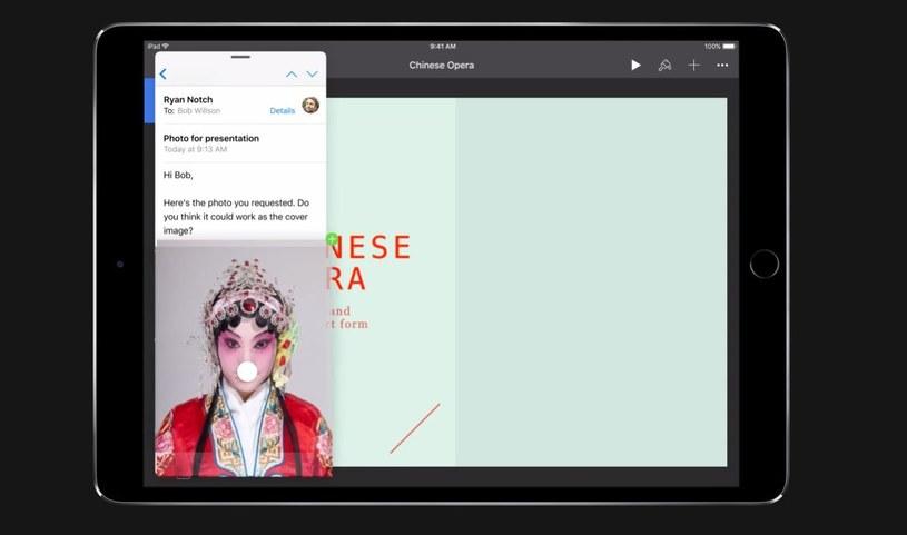 iPad Pro 10,5 cala /materiały prasowe