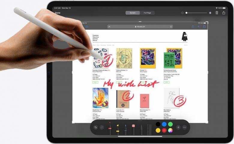 iPad Pro doczeka się ekranu OLED? /materiały prasowe