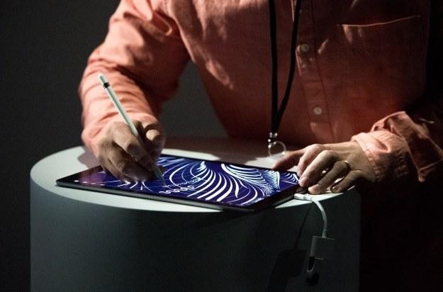 iPad Pro doczeka się mniejszego wariantu? /AFP