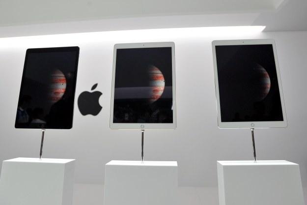 iPad Pro /AFP