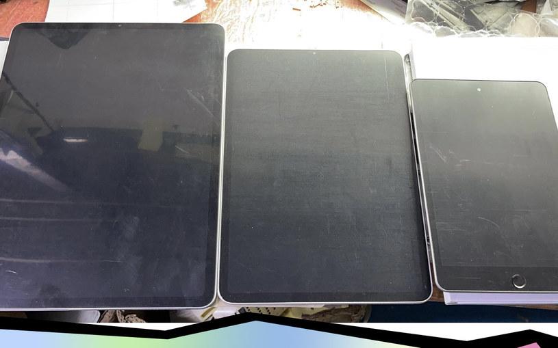 iPady przeznaczone na 2021 rok / fot. Sonny Dickson /materiał zewnętrzny