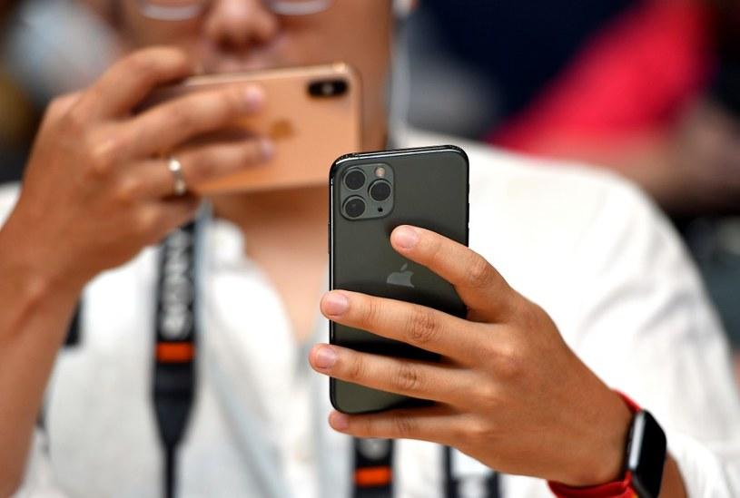 iPhone 11 Pro /AFP