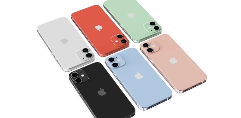 iPhone 12 - kolory / fot. MacRumors /materiał zewnętrzny