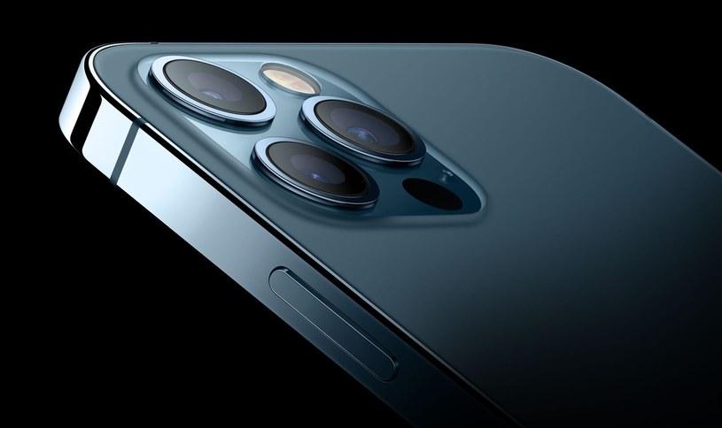 iPhone 12 Pro jest dostępny w nowych kolorach /materiały prasowe