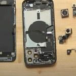 iPhone 12 Pro Max od środka