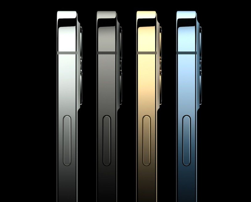 iPhone 12 Pro w nowych kolorach /materiały prasowe