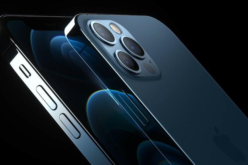 iPhone 12 Pro /materiały prasowe