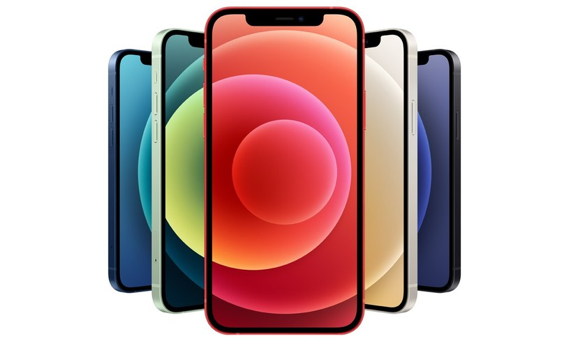 iPhone 12 /materiały prasowe