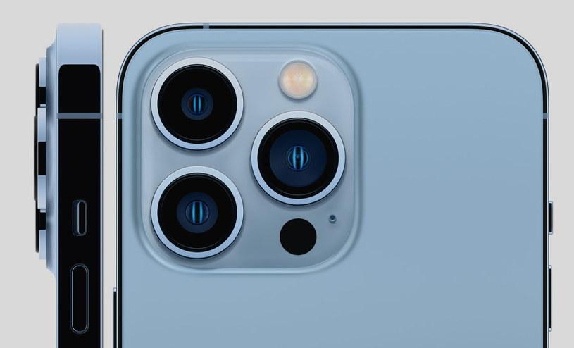 iPhone 13 Pro /materiały prasowe